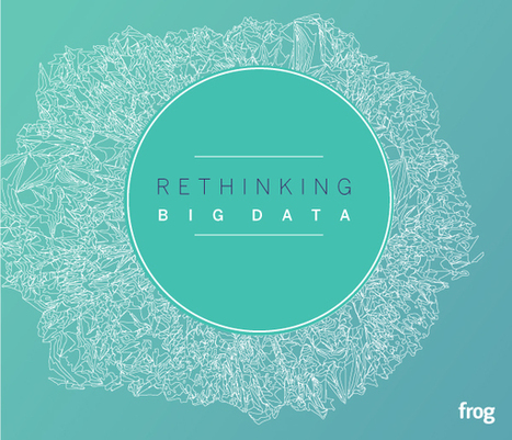 Rethinking Big Data with frog   Designing  service   Scoop.it