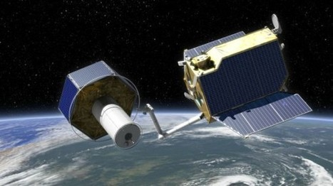 Experts Urge Removal of Space Debris From Orbit - Universe Today - Universe Today | Garbage Removal Edgewater | Scoop.it