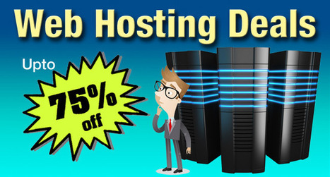 Black Friday and Cyber Monday Hosting Deals for Webmasters | Best web hosting review | Scoop.it