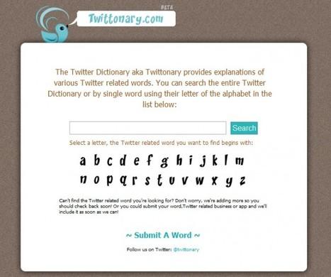 The most comprehensive twitter app list you'll ever need | Twitter in de klas | Scoop.it