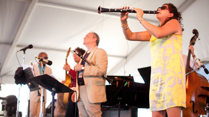 Three Clarinets, Live In Concert: Newport Jazz 2012 : NPR | Jazz Plus | Scoop.it
