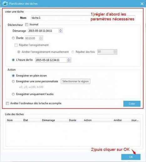 Enregistrer l'écran avec Apowersoft enregistreur d'écran V2 | Geek 2015 | Scoop.it