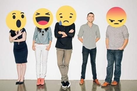 Facebook confirme l'arrivée imminente des Réactions (émojis), pour aller plus loin que le Like - Blog du Modérateur | Veille Social Media Marketing | Scoop.it