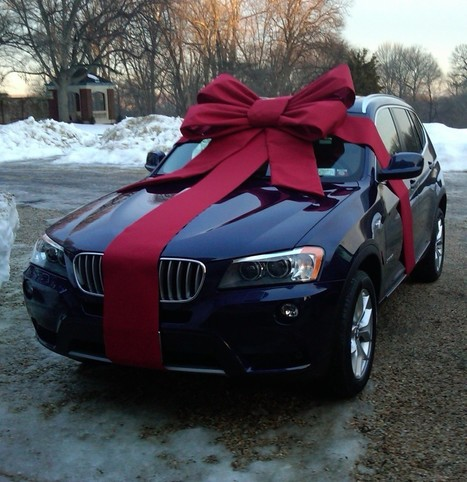 Christmas Gifts Your Car Will Love You For   Automobiles   Scoop.it