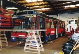 Trailways Limited, bus repairs, coach repairs, bus body refurbishment, stretched panels | Trailways | Scoop.it