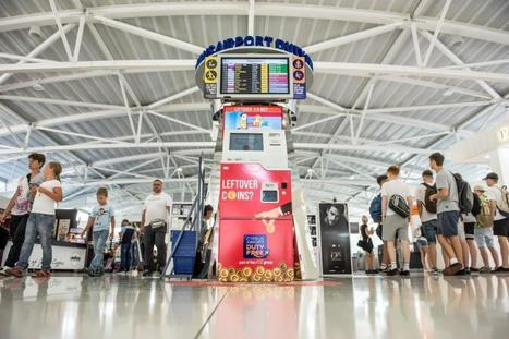 An Irish startup is trialling its currency exchange machines with several airport retail groups | Business Video Directory | Scoop.it
