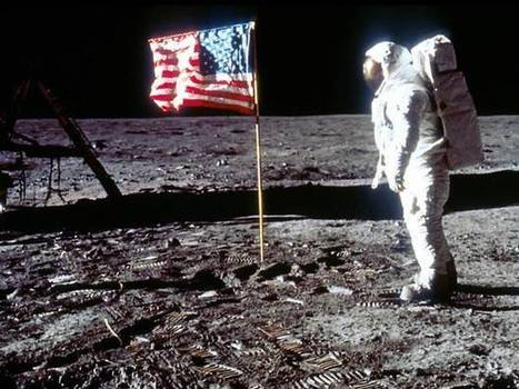 Russia is questioning whether the moon landings actually happened | this curious life | Scoop.it