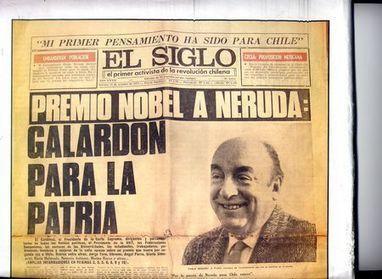 Pablo Neruda: secretos de los archivos de la URSS | Educacion, ecologia y TIC | Scoop.it
