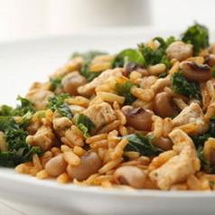 Black-Eyed Peas with Pork & Greens | Healthy Eating - Recipes, Food News | Scoop.it