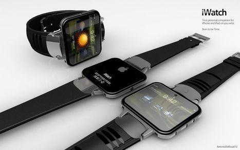 [News] : Apple, l'iWatch, nouvelle révolution ?! | LeMansByWeb | Scoop.it