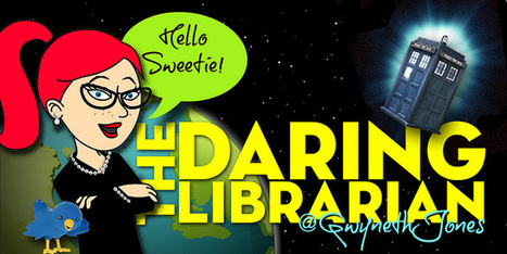 What's YOUR Twitter Formula? | The Daring Libra... | 21st century school libraries | Scoop.it