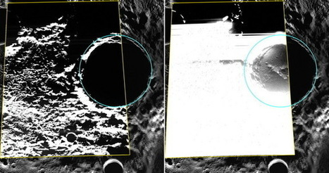 First Photos of Water Ice on Mercury Captured by NASA Spacecraft | Amazing Science | Scoop.it