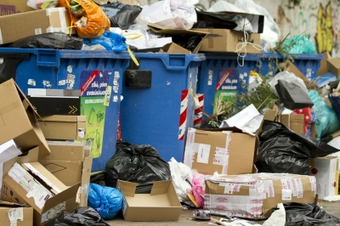 Dumpster Diving~The Top 5 Rules For Finding The Good Free Stuff ...   dumpster lodi nj   Scoop.it