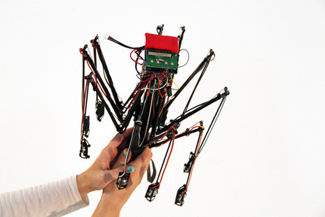 Bare-Bones Umbrella Carries A Personal Sound System [Video] - PSFK   Open Source Hardware News   Scoop.it