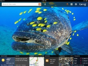Bing's New iPad App Is a Newspaper in Disguise | Mobile Journalism Apps | Scoop.it