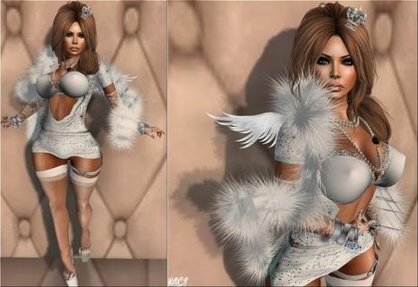 ★ Nici's Fashion Style ★: ...ѕєη∂ мє αη αηgєℓ...   Nici's Fashion Style   Scoop.it