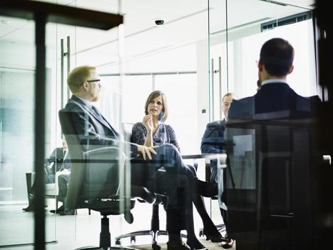 Why Women Talk Less Than Men at Work | Women's equality | Scoop.it