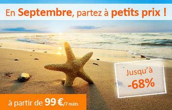 Location vacances à la mer : toutes les locations pour vos vacances au bord de la mer | Location Vacances France | Scoop.it