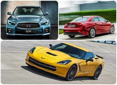 vdokhmer: 10 hottest new cars for 2014 | Cars | Scoop.it