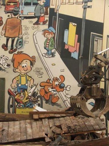 Street art dans les rues de Bruxelles en Belgique | Images | Belgitude | Scoop.it