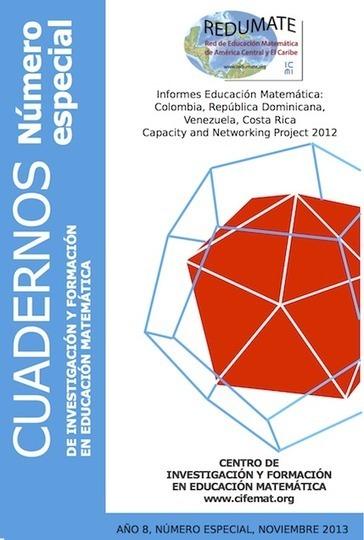 Cuadernos de Investigación y Formación en Educación Matemática | SOPORTE TEÓRICO INVESTIGACIÓN | Scoop.it