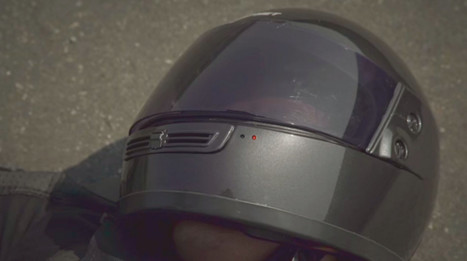 Helpmet, el casco inteligente que avisa e informa a emergencias en caso de accidente - Ecomotor.es   Wearables, sensors, medical devices   Scoop.it