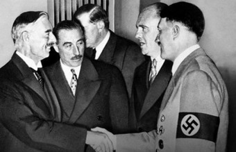 Europe Signed Pacts With Nazi Germany — But Only the USSR Is Still Accused of 'Colluding' With Hitler | Global politics | Scoop.it