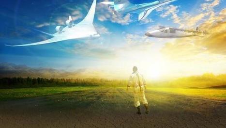 NASA developing next generation of Supersonic Planes | iScience Teacher | Scoop.it