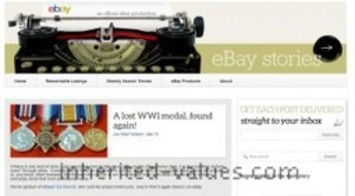 Positive Things You May Have Missed At EBay | Antiques & Vintage Collectibles | Scoop.it
