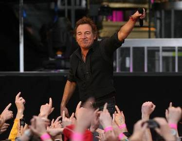 Bruce Springsteen to play Croke Park in May - Independent | Bruce Springsteen | Scoop.it