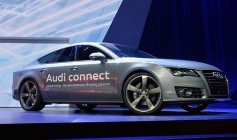Self-driving cars, the future is here!   Industry Leaders Magazine   leaders news   Scoop.it