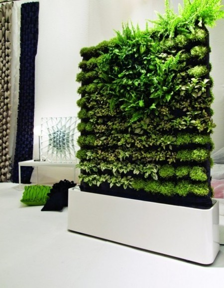 NATURAL GREENWALL by GREENWORKS - Home Design Ideas   Cultivos Hidropónicos   Scoop.it