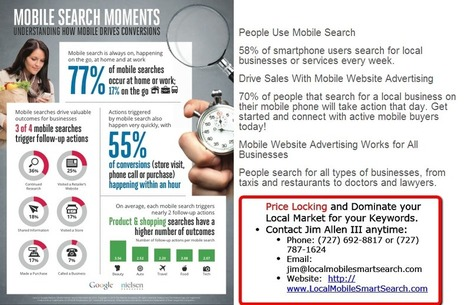 Local Mobile Smart Search Is Here. Local Reps N... | Roadkill Marketing Cafe Insights and Foresights. | Scoop.it