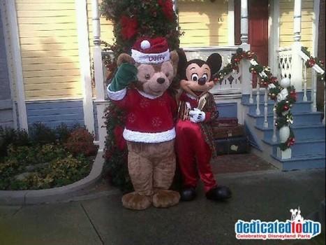 Dedicated to DLP – Celebrating Disneyland Paris » Duffy the Disney Bear in Disneyland Paris – Appearance & Teddy Photos   Disneyland Paris   Scoop.it