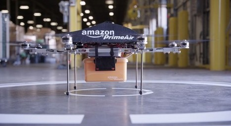 Even if the Feds let them fly, Amazon's delivery drones are still nonsense | Technoculture | Scoop.it