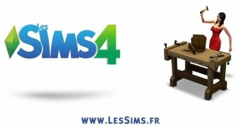 Les Sims 4 : plus d'infos en vrac << The Daily Sims | jjArcenCiel | Scoop.it