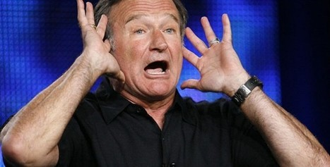 It is crazy the way nobody stays together anymore, Robin Williams, the real reel life Super Hero, you'll be missed - Bubblews | Mash Folder | Scoop.it