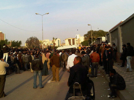 Mr. Mubarak Is Put on Notice | Coveting Freedom | Scoop.it