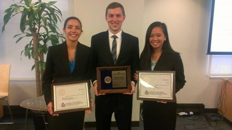 Entrepreneurship team wins top US Department of Energy Award - The Daily Cougar | Standard of Trust Affiliate Coach | Scoop.it
