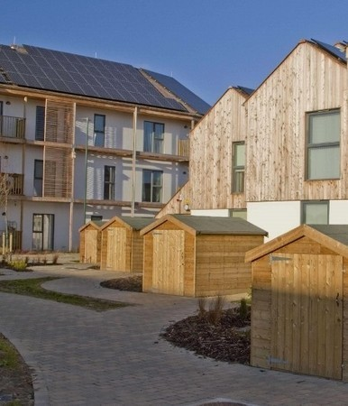 Social housing standards on the rise - Specification Online | Town & Country Housing Group | Scoop.it