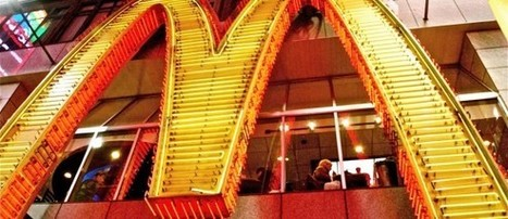 #McFail: Bad buzz pour McDo sur Twitter | MOOV'UP LE BLOG | Actualité web 2.0 : buzz et geekerie | Scoop.it