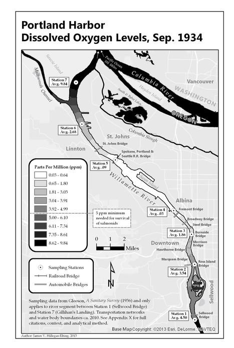 Portland Harbor Death Zone | River Stuff | Scoop.it