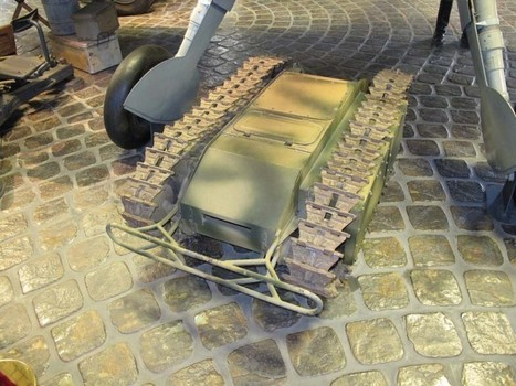 SdKfz 302 Leichter Ladungstrager Goliath – WalkAround | History Around the Net | Scoop.it