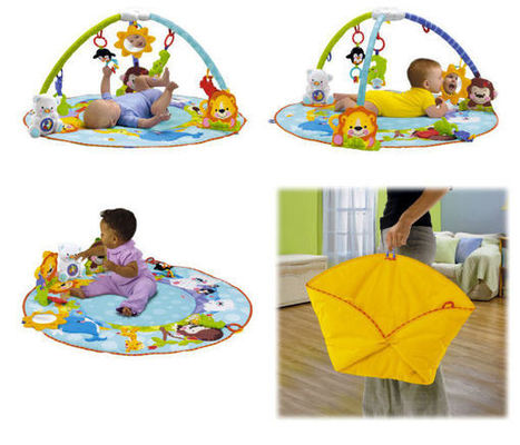 Fisher Price Precious Planet Deluxe Musical Activity Gym | vKorus Blog | Haddearge | Scoop.it
