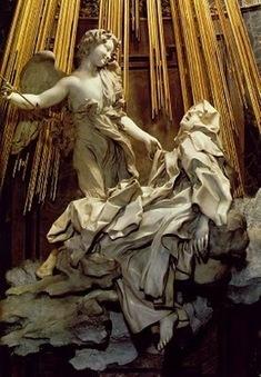 el éxtasis de santa teresa, la obra maestra de ... - Historia del Arte   Época antigua   Scoop.it