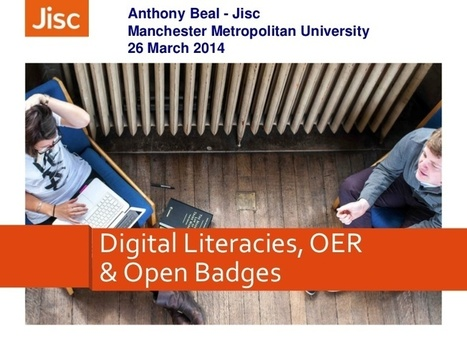 Digital Literacies, Open Educational Resources ... | Being practical about Open Ed | Scoop.it
