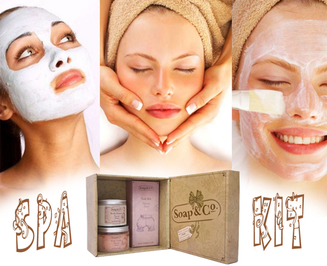 Present Spa Box | Beauty | Scoop.it