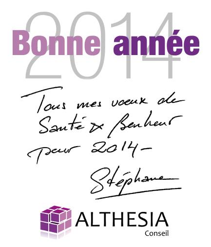 Bonne année ! | ALTHESIA Conseil | Scoop.it