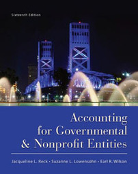 Test Bank For » Test Bank For Accounting for Governmental and Nonprofit Entities, 16 edition: Jacqueline Reck Download | Economics Test Banks | Scoop.it