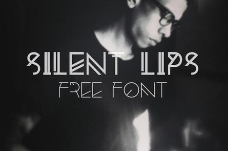 Silent Lips Ücretsiz Yazı Tipi | www.gafolik.com | Scoop.it